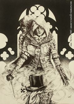 Assassin's Creed #Syndicate by AnaNevesArt.deviantart.com on @DeviantArt
