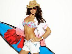 Irina Shayk for Blanco Beachwear Summer 2012 Campaign