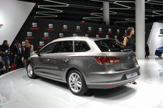SEAT op het Autosalon Brussel 2014: drie nieuwigheden