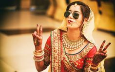Wedding Poses Sunglasses for an Indian Wedding Indian Wedding Songs, Indian Wedding Couple Photography, Wedding Girl, Desi Wedding, Wedding Bride, Wedding Ideas, Budget Wedding, Wedding Couples, Wedding Details