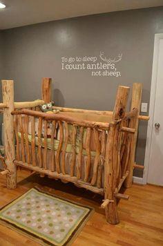 Coolest crib ever