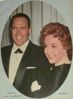 Susan Hayward and husband Eaton Chalkley
