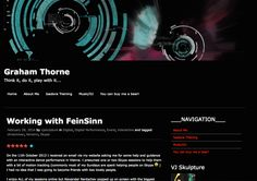 Blogpost by Graham Thorne Graham, Dj, Digital, Music, Muziek, Musik, Songs