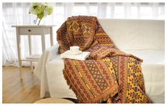 Home Automation Modules Smart Electronics Frugal Mandala Sofa Throw Blanket Boho Knit Chair Sofa Cover Towel Bohemian Carpet Table Cloth Cotton Plaids Bedding Covertapestry Various Styles