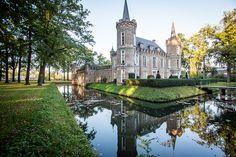 Kasteel Henkenshage in St. Oedenrode, Trouwlocatie Noord-Brabant