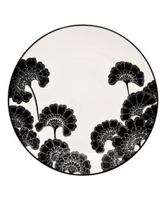 Kate Spade New York Japanese Flower Plate from Liberty London