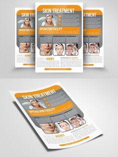 Spa & Skin Rejuvenation Flyer