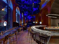 See the winners of the 2015 Restaurant and Bar Design awards: Europe Bar: Le Bar du Plaza Athénée (France) by Jouin Manku