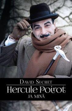 Ullan Luetut kirjat: David Suchet Hercule Poirot ja minä