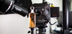 Min tekniska kamera, Linhof M679cs, till den använder jag mitt Phase One IQ260 bakstycke.