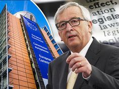 EUROCRATS are now making record numbers of EU laws in secret as the bloc continues to battle a major popularity crisis amongst voters across the continent, explosive analysis shows today.