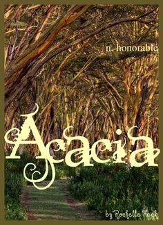 Baby Girl Name: Acacia. Meaning: Honorable. Origin: Greek; Spanish. http://www.pinterest.com/vintagedaydream/baby-names/