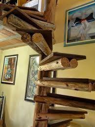 imagens de escadas rústicas - Pesquisa Google                                                                                                                                                      Mais