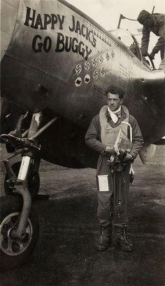 Happy Jack's Go Buggy (P-38J Lightning)