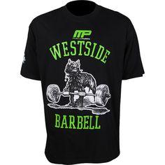 MusclePharm Westside Barbell Shirt - front