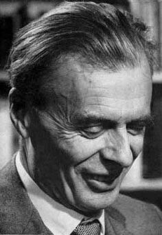 """I'm afraid of losing my obscurity. Genuineness only thrives in the dark. Like celery."" Aldous Huxley, 1894-1963."
