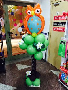 I love balloon animals!