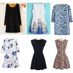 Dresses for Work by misswilliamspetites on Polyvore
