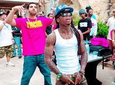 Lil Wayne. ♥ New Hip Hop Beats Uploaded http://www.kidDyno.com