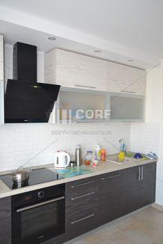 Кухня с фасадами cleaf millenium заказать, цена от производителя, Киев