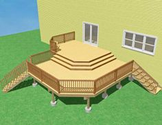 deck designs pictures | Designs Gallery | Efficient Exteriors
