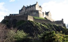 edinburgh castle pic: Full HD Pictures by Almond Brian (2017-03-07)