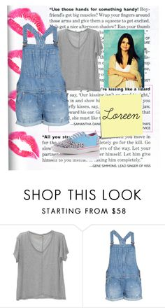 """Why..."" by xloreenx ❤ liked on Polyvore featuring J Brand, River Island, Paul's Boutique and Post-It"