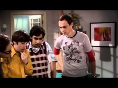 The Big Bang Theory - Analysis Paralysis