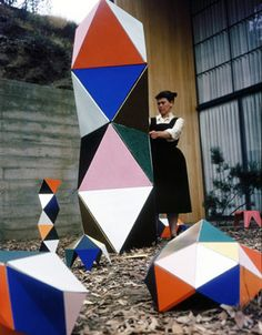 Eames   #triangles