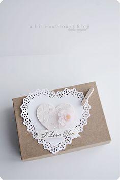 sweetheart gift box by Keisha Campbell