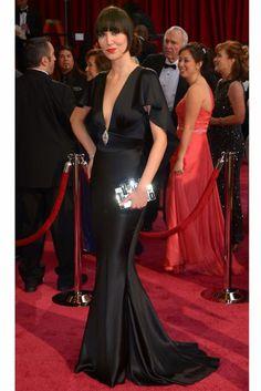Oscars Red Carpet- Best 2014 Red Carpet Dresses ..... Love Karen O