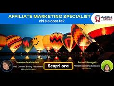 Affiliate Marketing Specialist: cosa fa e quanto guadagna | Digital-Coach.it