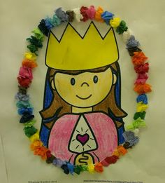 Faith Filled Freebies: May Crowning Mary Queen of Heaven and Earth