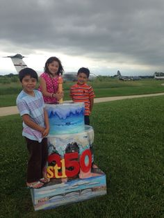 Cake hunting in St. Louis and the surrounding area! There are 250 cakes that we are determined to find. This cake is by Scott AFB in IL. #STL250
