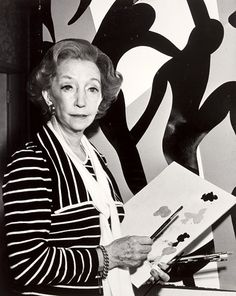 This is Florence Broadhurst - she was a brilliant artist who used her considerable talent to design wall coverings.  Check out her designs @Signatureprints.com - sold out of Australia.