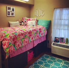 Lilly Pulitzer Dorm At University Of South Alabama Part 48