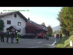 Hauptübung Feuerwehr Sensbachtal 19.10.2008