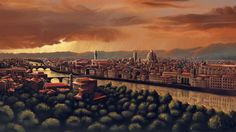 The City of Gold by Mantina on DeviantArt
