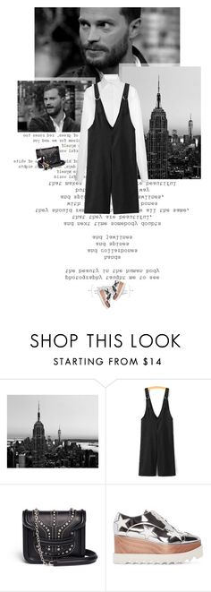 """""""Untitled 3766..."""" by thplacebo ❤ liked on Polyvore featuring WALL, Lanvin, Alexander McQueen, STELLA McCARTNEY, Chanel, men's fashion and menswear"""