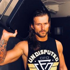 """2,503 Likes, 40 Comments - @adamcolepro on Instagram: """"I've been making statements my whole career...tonight was no different. You can kiss Aleister Black…"""""""