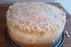 Wattekuchen Cotton cake, a refined recipe in the category of cakes. Cookies Et Biscuits, Cake Cookies, Baking Recipes, Cake Recipes, German Baking, Cotton Cake, German Cake, Tasty Bakery, Gateaux Cake