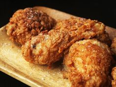 Really great Southern fried chicken needs two things: juicy, flavorful meat and an ultra-crisp and crunchy crust. Here are four quick and easy ways to achieve both. The best part? These tricks will work for any Southern fried chicken recipe you've got.