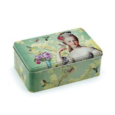 Marie Antoinette Storage Tin
