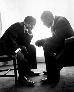 Music Icons Kanye West & JayZ