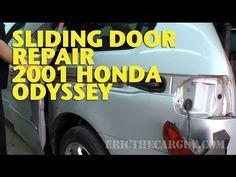 http://www.strictlyforeign.biz/default.asp Sliding Door Repair 2001 Honda Odyssey -EricTheCarGuy