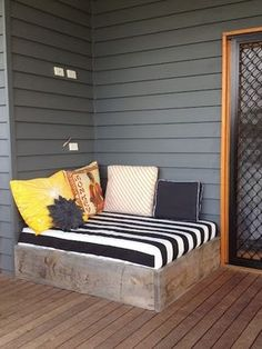 Back porch ideas...