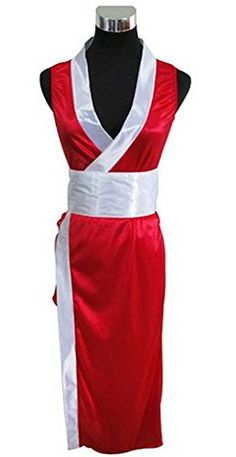 Introducing Relaxcos The King of Fighters Mai Shiranui 1st Classic Cosplay Costume. Great Product and follow us to get more updates!