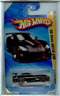 Hot Wheels 2010-022/240 New Models 22/44 '08 Viper SRT10 ACR 1:64 Scale by Mattel. $4.40. 1:64 Scale Die Cast Collector Car. New Models