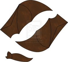 Bat mobile pattern for flying bat by jarathaxe. Flaps it wings due to counter weight.