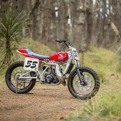 The monstrous Honda CR500 Trust Me I'm A Biker Please Like Page on Facebook: https://www.facebook.com/pg/trustmeiamabiker Follow On pinterest: https://www.pinterest.com/trustmeimabiker/